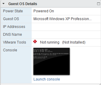 How To Open a Virtual Machine Console in the vSphere Web