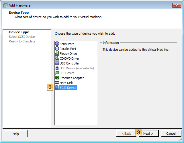 VMware Tools Device Drivers