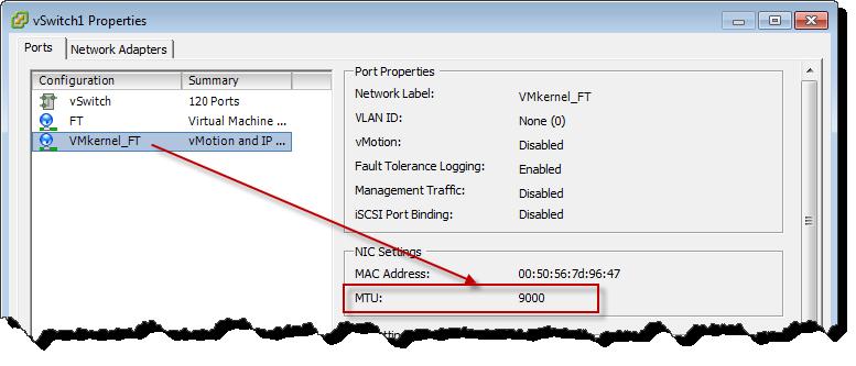 Enabling Jumbo Frames – VMware, Windows, Virtualization (Servers ...