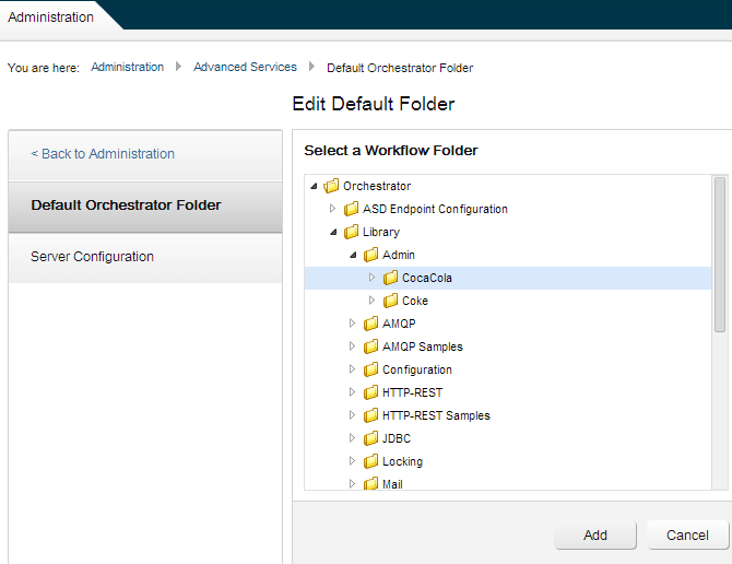 Integrating vCenter Orchestrator with vCloud Automation Center