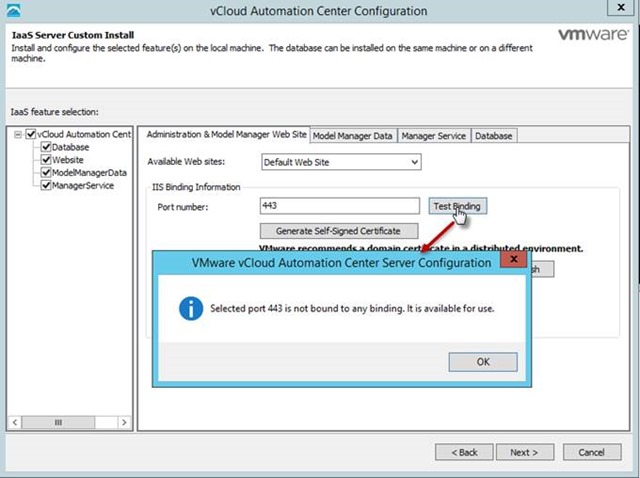 vCAC 6 1 (vRA) Distributed Architecture Installation Guide